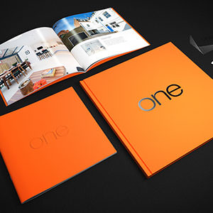 One Property Group annual brochure